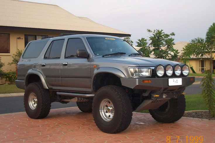 toyota four runner 1994 - Google Search