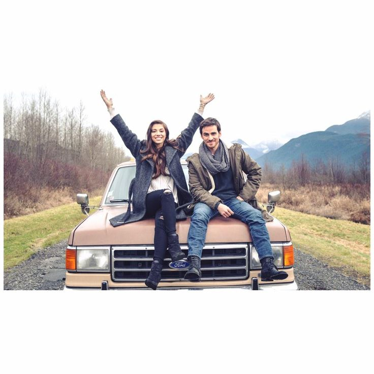 The Words music video with Colin O'Donoghue on Christina Perri's facebook 1/25/2015 8:00 EST from Christina Perri's twitter