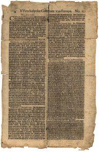 Los periódicos más antiguos del mundo que aún se publican #Periodismo   De Papel a Digital