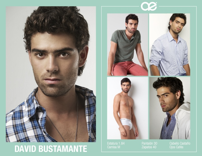DAVID BUSTAMANTE