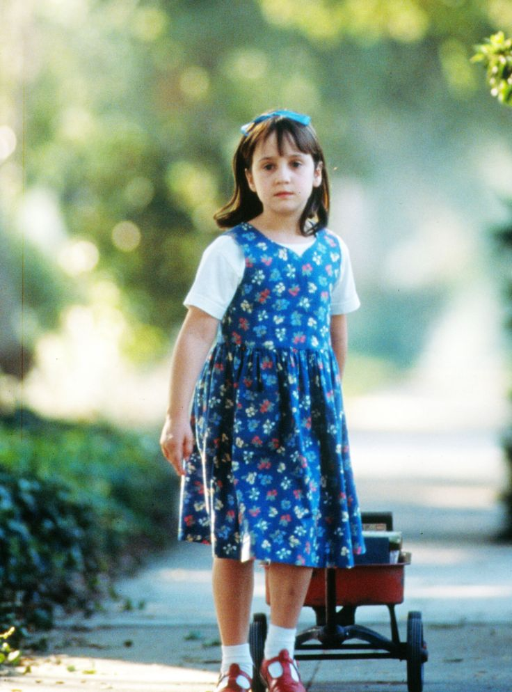 20 Years Later Amp The Cast Of Tv Movies Amp More Matilda