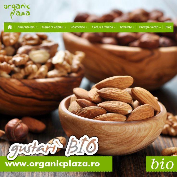 Gusta Bio! http://organicplaza.ro/gustari