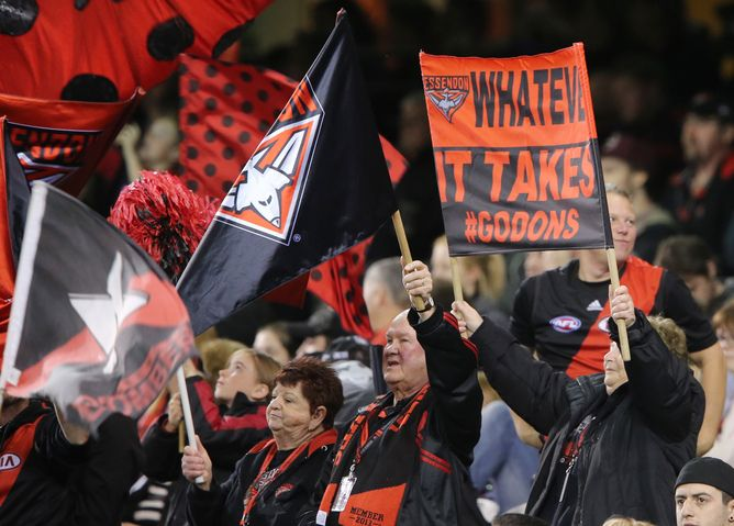 Supplementary reading: why was there no red flag at Essendon?