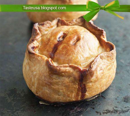 Melton Mowbray style Pork Pies Recipe