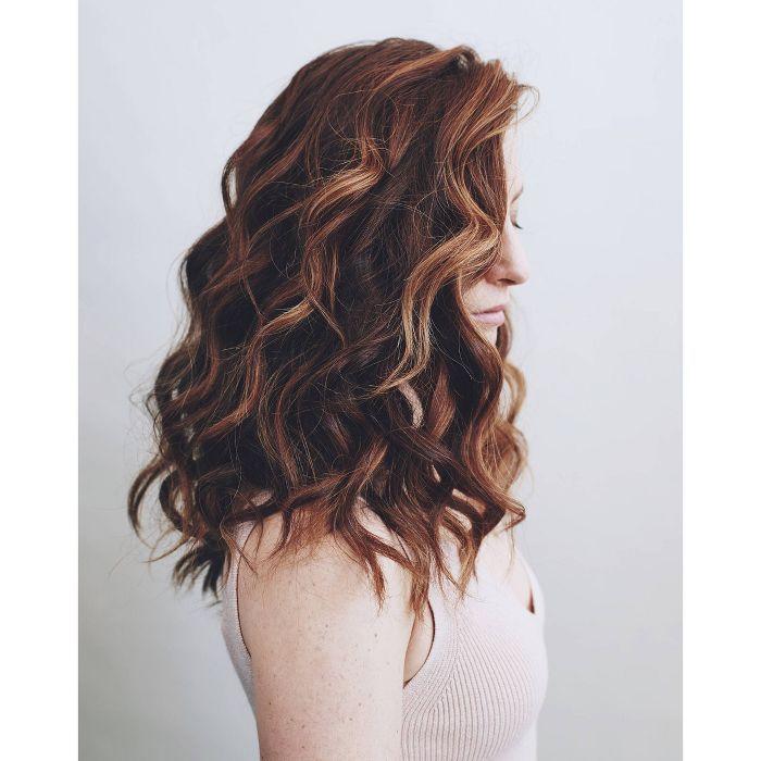 Kristin Ess Instant Lift Volumizing Mousse 8 1oz In 2020 Wavy Haircuts Hair Mousse Medium Hair Styles