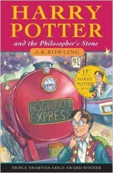 Harry Potter and the Philosopher's Stone (Book 1) by Rowling