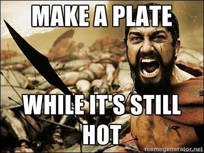 funny thanksgiving memes | Hot… 300 Hot!