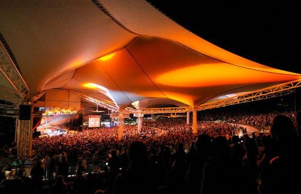 Cynthia Woods Mitchell Pavilion. Can't wait to go to concerts there!