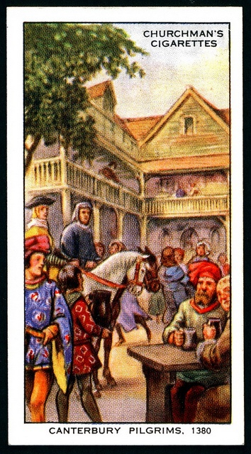 Books Chaucer s Pilgrims: An Historical Guide to the ...