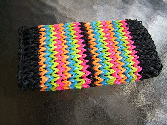 Loom cellphone case