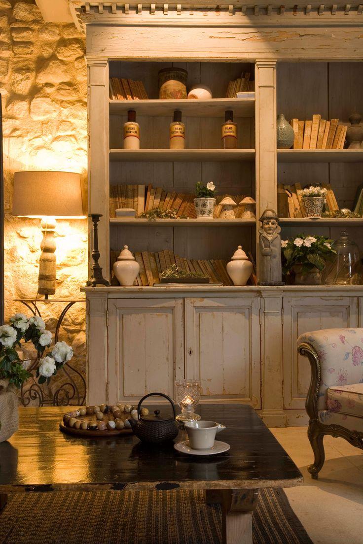 Salons - La Bastide de Marie : propriété de luxe et charme avec services hôteliers en Luberon
