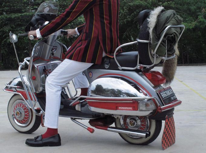#scooter #mod