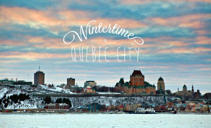 #Wintertime in #Quebec City is kinda awesome by Scott Sporleder on matadornetwork.com