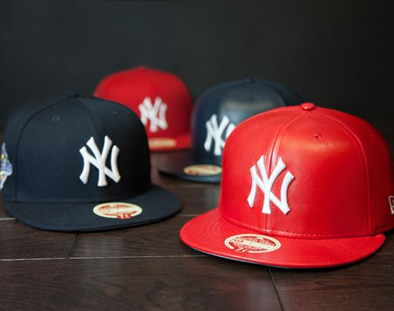"""SPIKE LEE x NEW ERA – """"1996 New York Yankees Collection"""" « The Hype BR"""