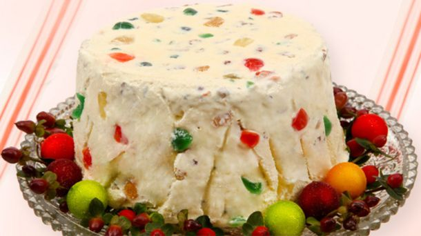Rethink your Christmas pudding...Frozen Christmas Pudding