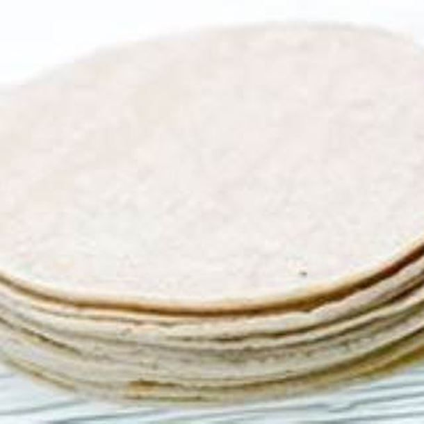Pâte à wraps ou tortilla facile