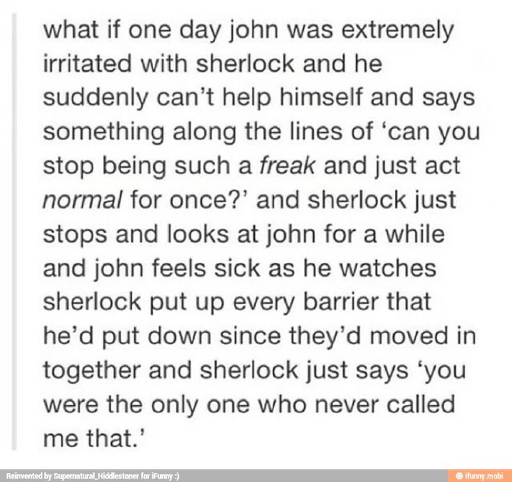 Oh dear... I love this too much, yet it rips my heart out.