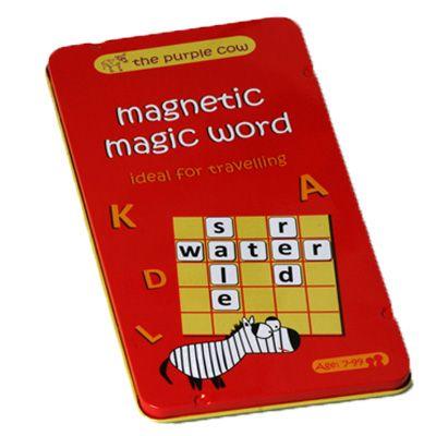 Sihirli Kelimeler kapalı kutu görseli