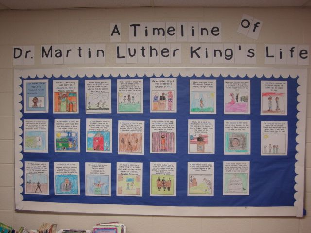 Dr Martin Luther King Jr I Have A Dream A Writing And History