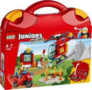 LEGO Juniors - Fire Suitcase - 10685 | Kids | George at ASDA