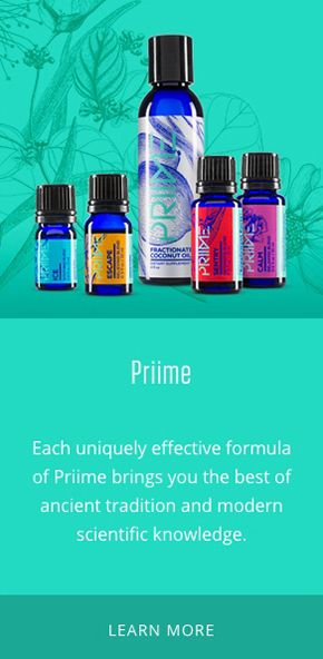 Priime Oils Brand by ARIIX