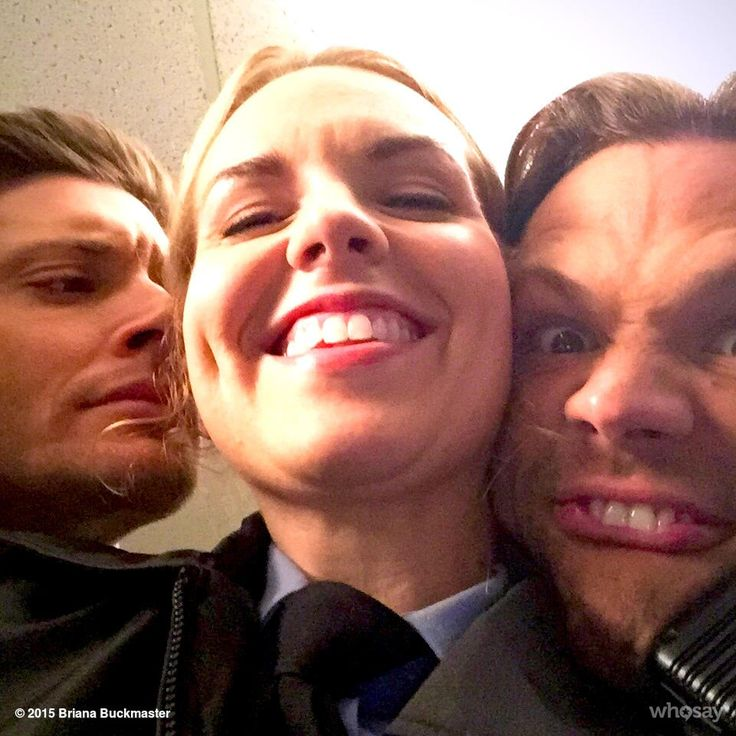 Briana Buckmaster @OfficialBrianaB To celebrate #Plush coming up in 2 weeks I've started an INSTAMAGRAM ACCOUNT. LIKE THE KIDS! @JensenAckles @jarpad