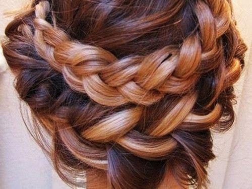 braids braids braidsHair Ideas, Braids Hairstyles, Hair Colors, Wedding Hair, Long Hair, Beautiful, Longhair, Girls Hairstyles, Hair Style