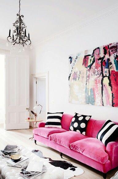 girly interior decor