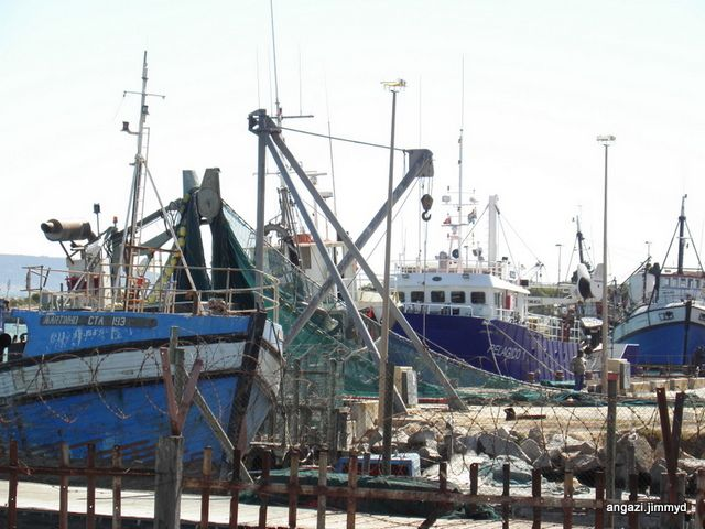 Laaiplek (west coast) South Africa