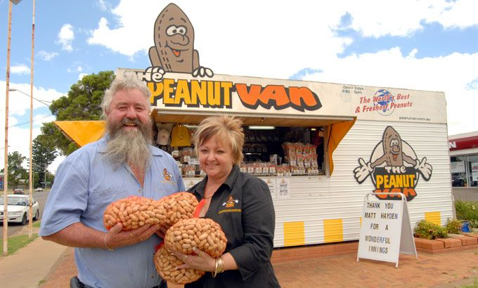 The Peanut Van
