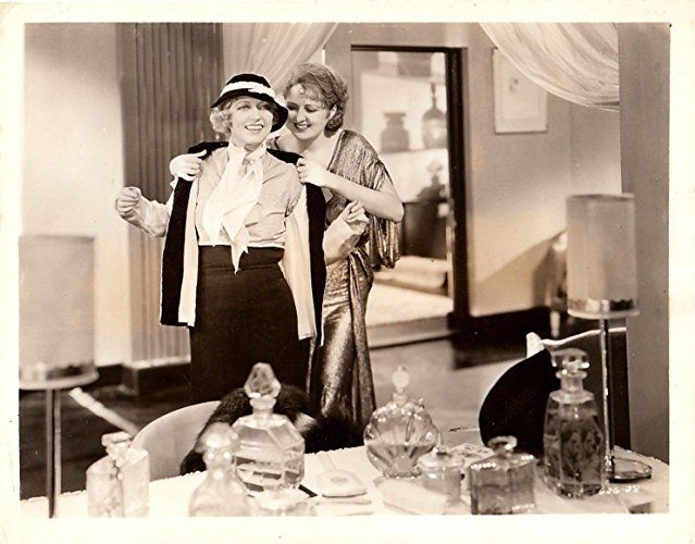 Marion Davies and Billie Dove in Blondie of the Follies (1932)