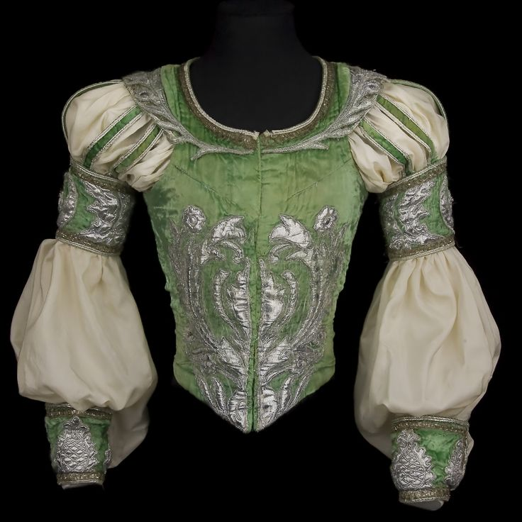 Costume for Rudolf Nureyev in the role of Romeo, Act II, Romeo and Juliet, Opéra national de Paris. 1984.