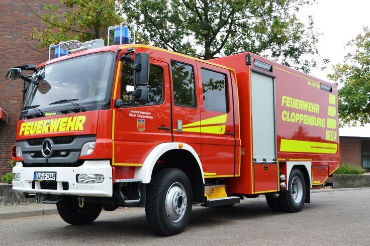 Löschfahrzeug Logistik LF-L mit 1000l Wassertank, FF Cloppenburg