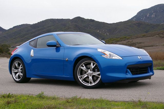2009 Nissan 370Z photo gallery: 370Z from the front