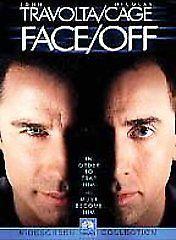 Face/Off (DVD, 1998, Widescreen)