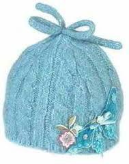 Image result for vintage baby bonnet knitting pattern free