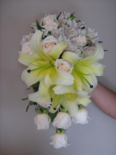 Arreglos artificiales modernos como hacer un ramo de - Fotos ramos de novia ...