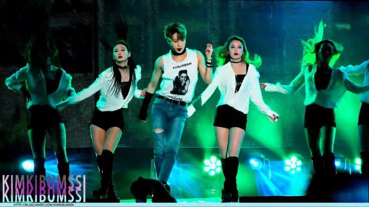[4K] 171031 BOF Awards (폐막공연) _ TAEMIN 태민 _ Love + MOVE