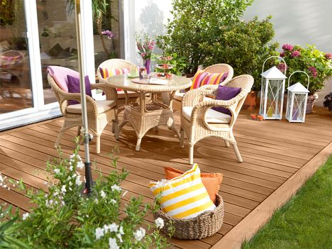 25 best ideas about terrasse aus holz on pinterest holz. Black Bedroom Furniture Sets. Home Design Ideas