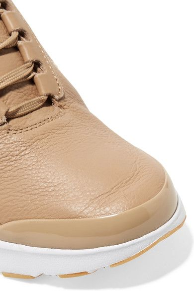 Nike - Air Max Jewell Lx Leather And Tortoiseshell Plastic Sneakers - Beige - US