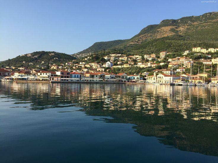 Korfu, Grecja, Dom