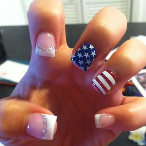 25+ Best Ideas About Country Nails On Pinterest