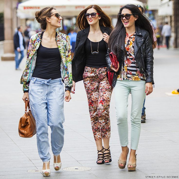 STREET STYLE SECONDS - Best of latest fashion: TODAY'S INSPIRATION ...