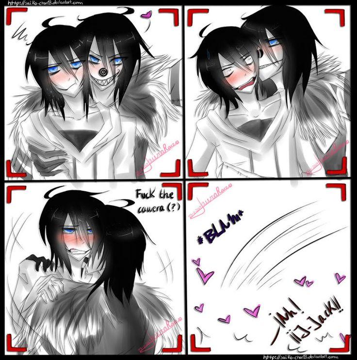 Yaoi and Yuri Creepypasta - (Bed room) Jeff the Killer - Community ...