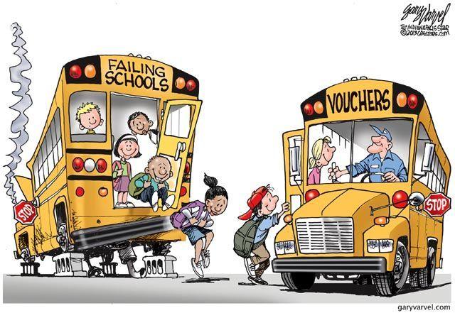 Το εκπαιδευτικό κουπόνι έρχεται να σκοτώσει το δημόσιο σχολείο