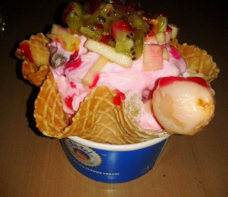 Foodaholix Hazzel Exotic Fruit Indulgence