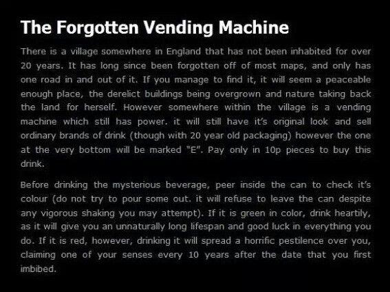 Roulette machine horror stories