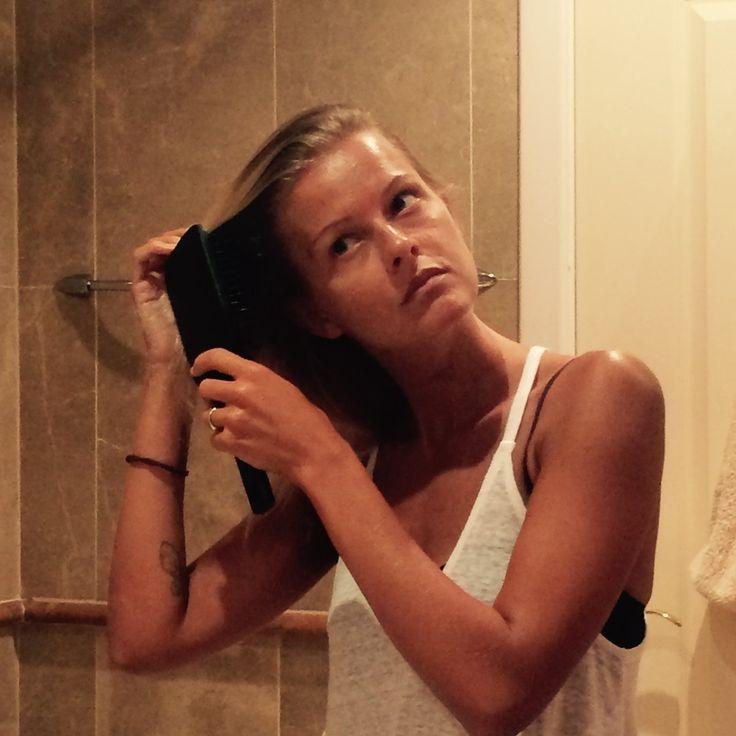 Домашние средства для борьбы с выпадением волос.