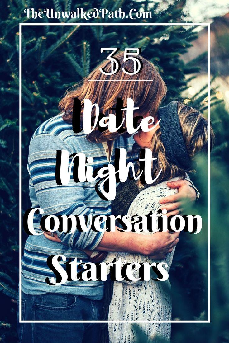 35 Date Night Conversation Starters