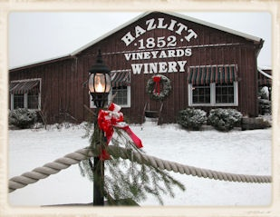 hazlitt winery in NY!  what to visit this winery someday